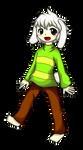 Touhou Style - Asriel