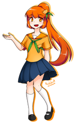 ONG-chan redesign