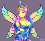 Commission - Empress of Light (Ver. 2)