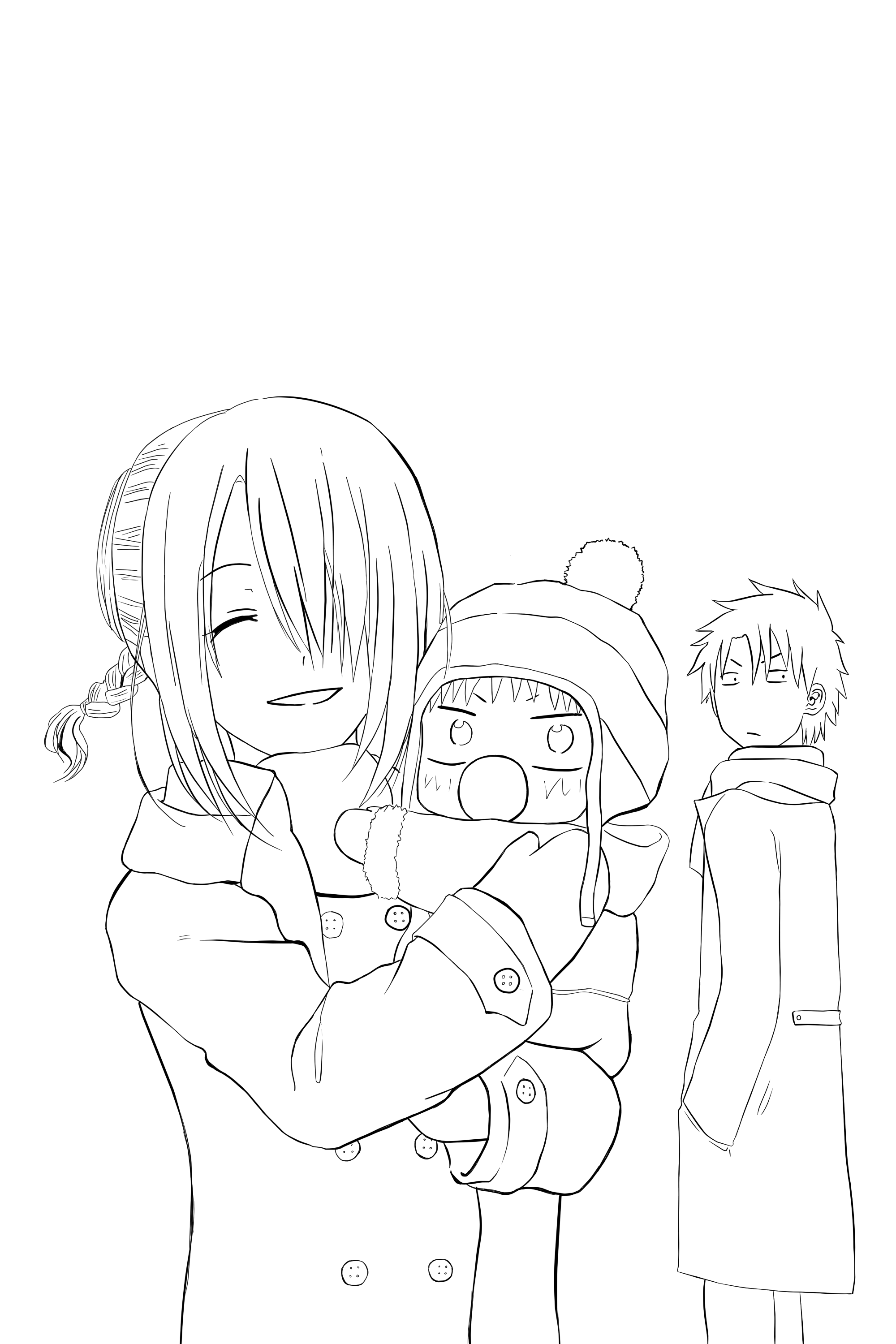 oga coloring pages - photo#15
