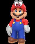Mario+Cappy