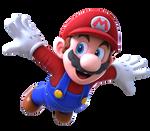 Mario Galaxy Recreation