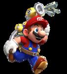 Mario+Fludd