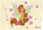 Flora Harmonix from Winx Club