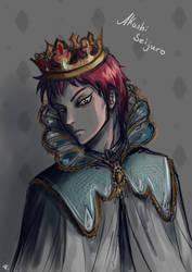 Kurokos Basketball: The Emperor (sketch)