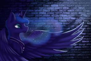 Luna by Ellen124