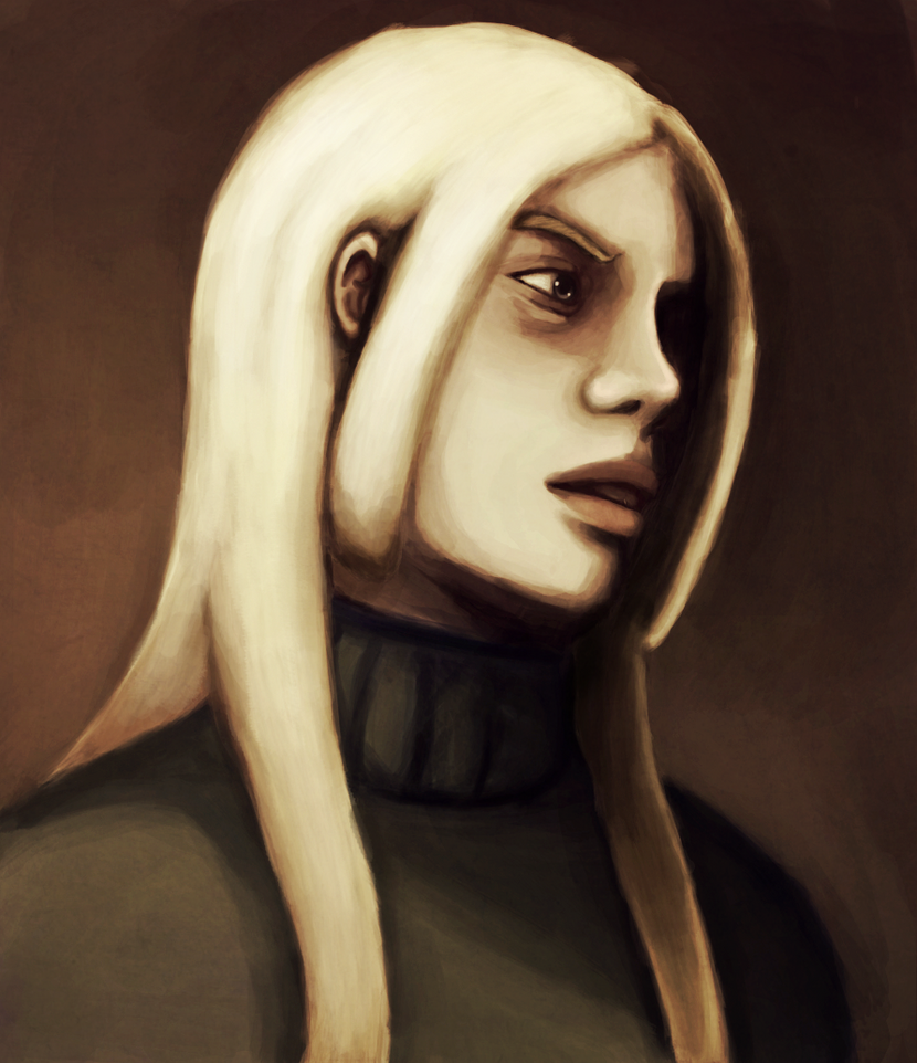 Lucius Malfoy: Younger Years by Capricornicis