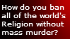 Why I cant take most atheists seriously by Capricornicis