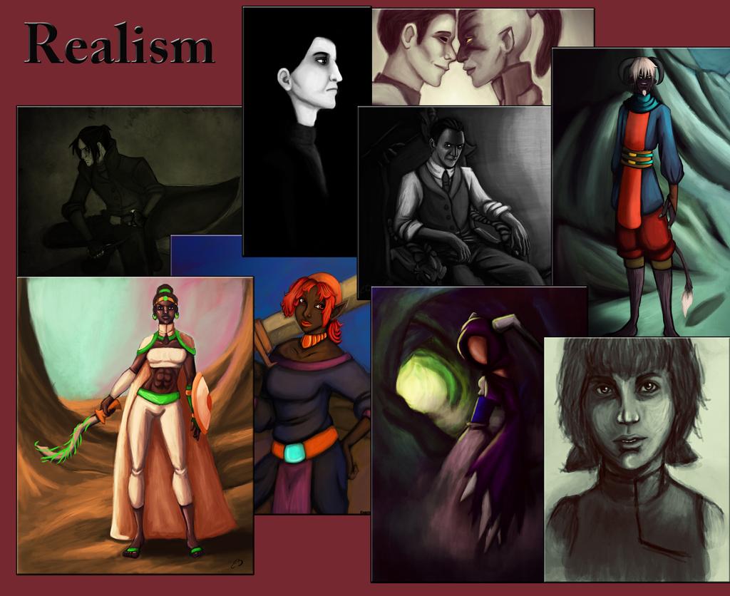 Realism by Capricornicis