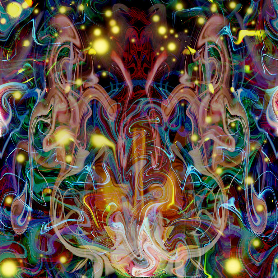 Its A Abstract World By Strange-art-gallery On DeviantArt