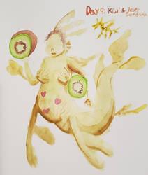 Mermaid 2k20 Day 9: Kiwi/ Leafy Seadragon