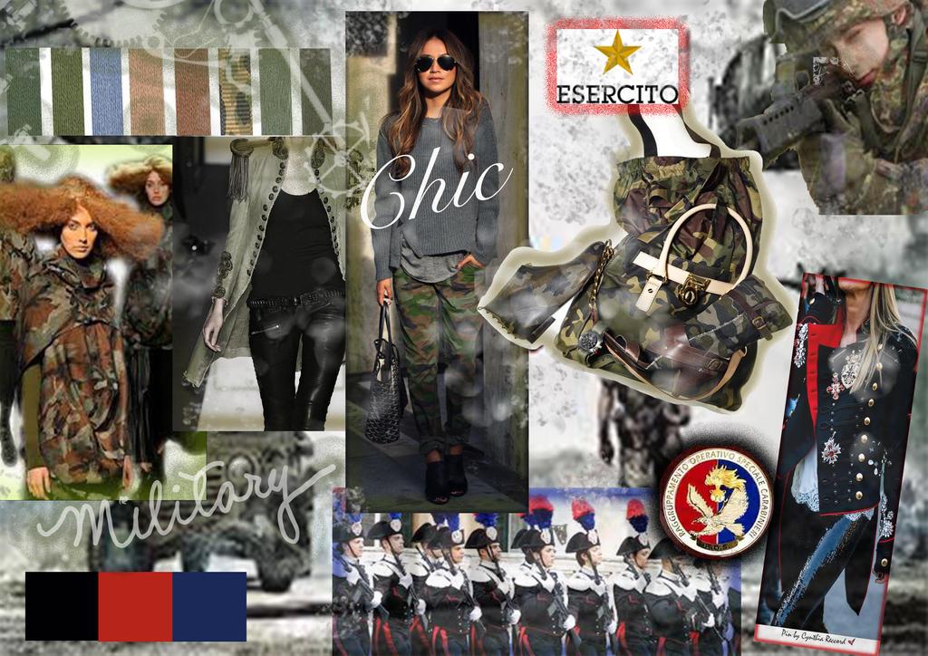 Military by Pilarina74