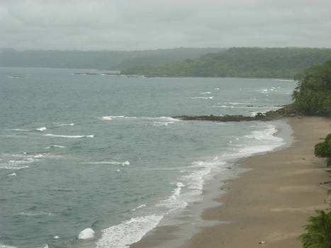 Playa Quizales, Costa Rica