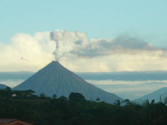 Good Morning Arenal