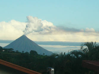 Good Morning Arenal2