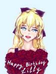 Happy Birthday, Lilly