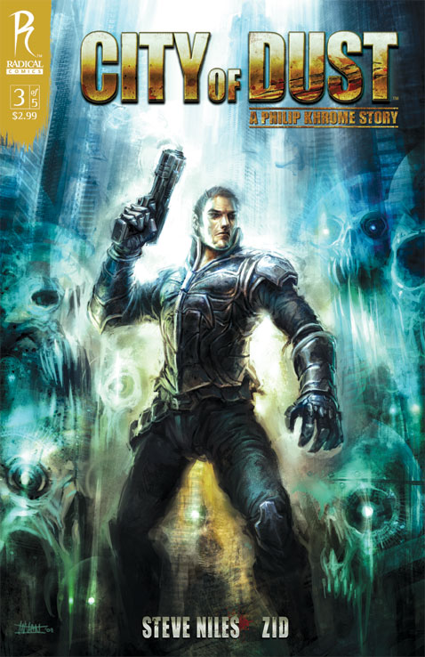 City of Dust 3 cover