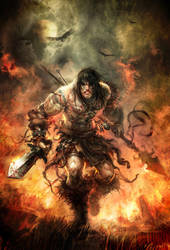 the merciless by michalivan
