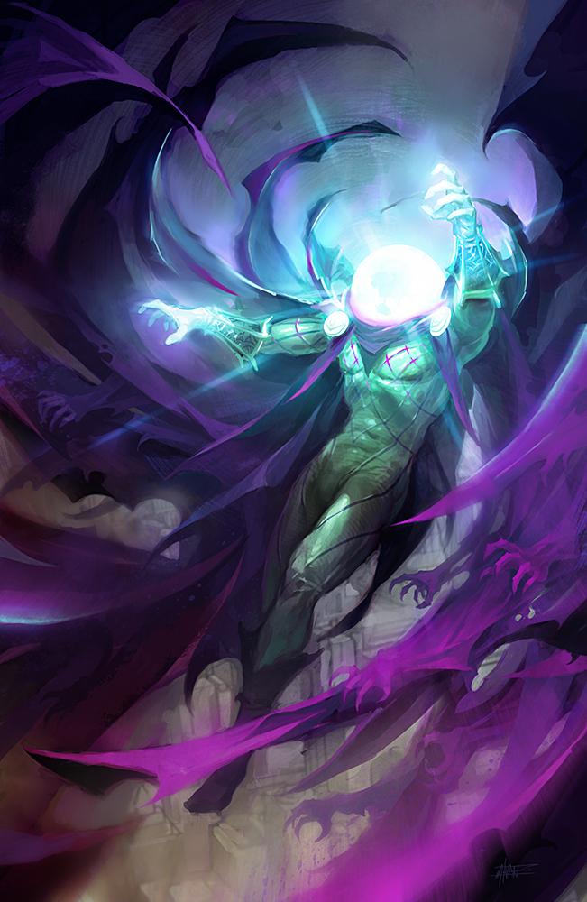 mysterio by michalivan