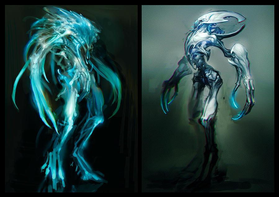 Species Creation Contest Aliens_by_perzo-d331vnn