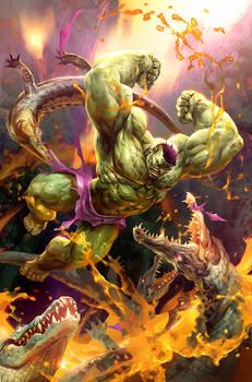 Jungle Hulk
