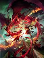 dragonhunters by michalivan