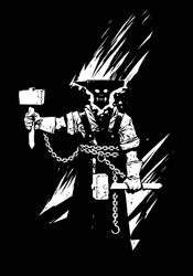blacksmith by michalivan