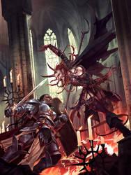 Blood of Fiends by michalivan
