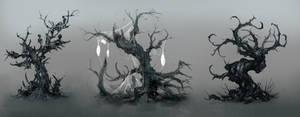 undead trees