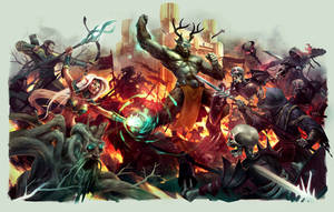 Emporea 2 game cover by michalivan