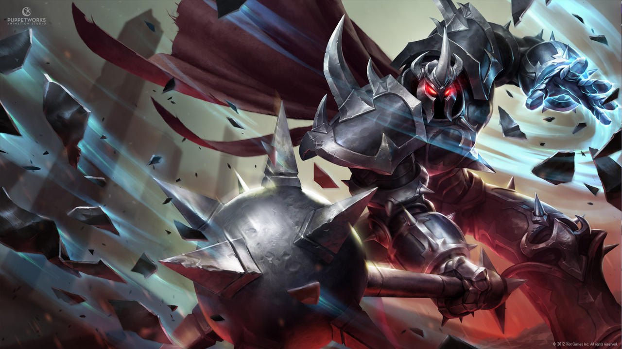 Mordekaiser by michalivan
