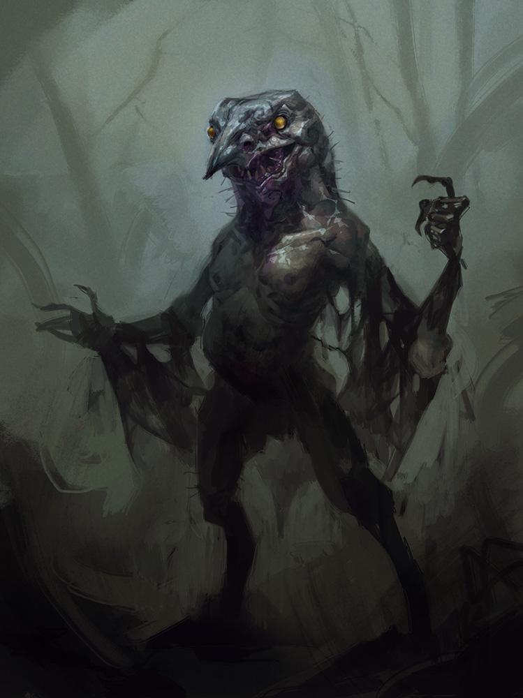 birdie by michalivan