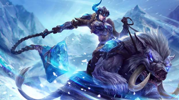 Sejuani, the Winter's Wrath
