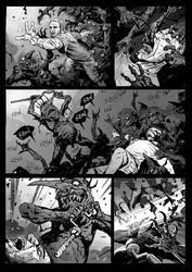 Demon Slayer Page3 by michalivan