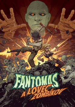 Fantomas vs The Zombie Hunter