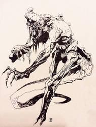 monster by michalivan