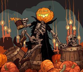pumpkin by michalivan