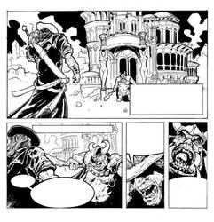 comics test page