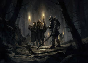 Trail of Barghest