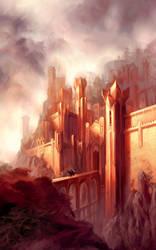 stone city by michalivan