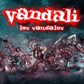 VANDALI album cover by michalivan