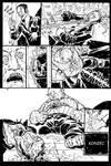 'badi and joe' last page by michalivan