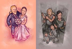 marriage by michalivan