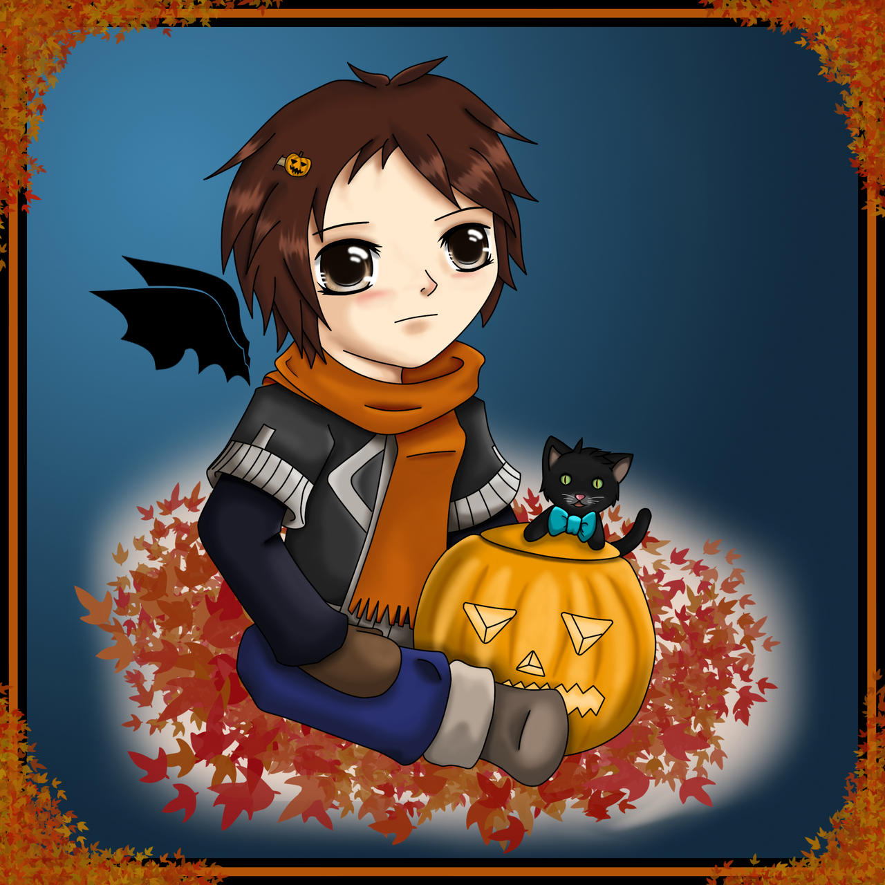 Pumpkin ID by Psycho-Kuscheldecke