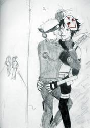 Naruto - Fraternization by busyoldfool