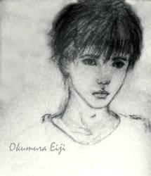 Banana Fish - Okumura Eiji by busyoldfool