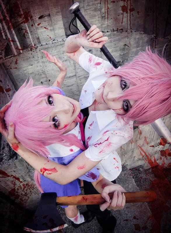 Yuno Gasai by MM-yam