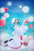 Hatsune Miku by MM-yam