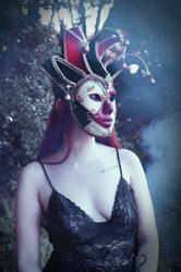 The Mask by cristinaorus