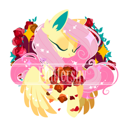 Fluttershy by abc002310